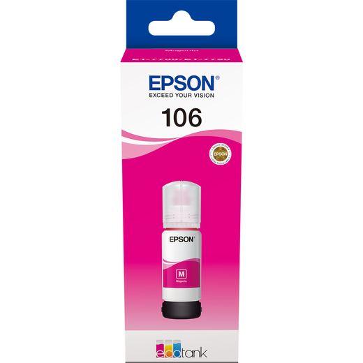 Epson 106 EcoTank Magenta Ink Bottle