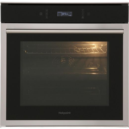 Hotpoint Class 6 SI6874SPIX Built In Electric Single Oven - Stainless Steel - A+ Rated