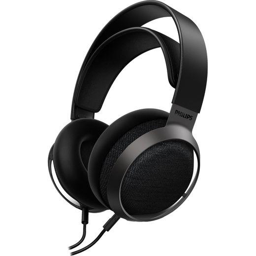 Philips Fidelio X3 Over-Ear Headphones - Black
