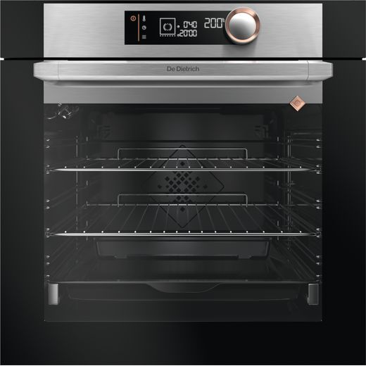 De Dietrich DOP7340X Built In Electric Single Oven - Platinum - A+ Rated