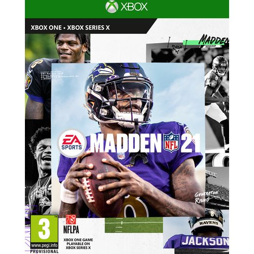 Madden NFL 21 for Xbox Series X