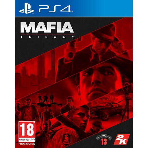 Mafia: Trilogy for PlayStation 4