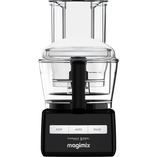 Magimix 3200XL 18373 With 9 Accessories - Black