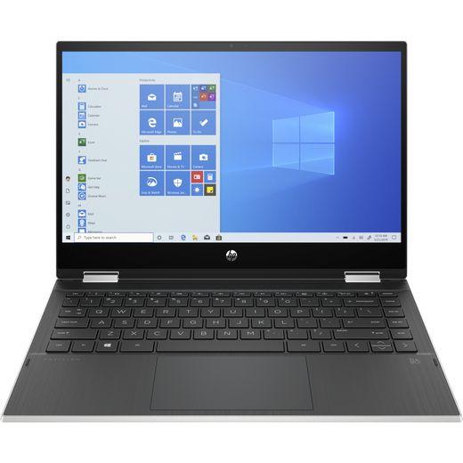"HP Pavilion x360 14-dw1011na 14"" 2-in-1 Laptop - Black"