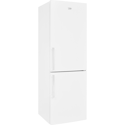 Beko CSP3685W Fridge Freezer - White