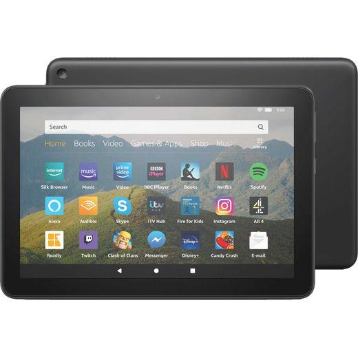 """Amazon Fire HD 8"""" 32GB Wifi Tablet - Black"""