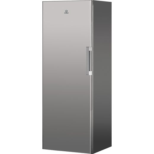 Indesit UI6F1TSUK1 Frost Free Upright Freezer - Silver - F Rated