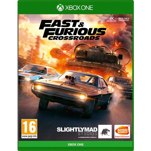 Fast and Furious: Crossroads for Xbox