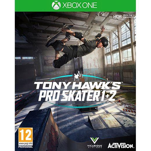 Tony Hawk's Pro Skater 1 & 2 for Xbox