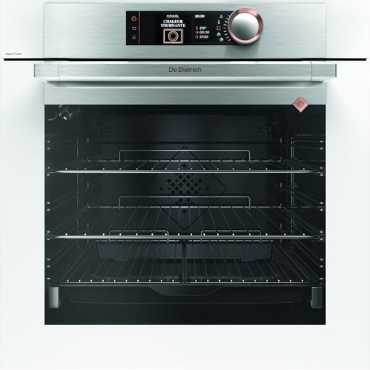 De Dietrich DOP8574W Built In Electric Single Oven - White - A+ Rated
