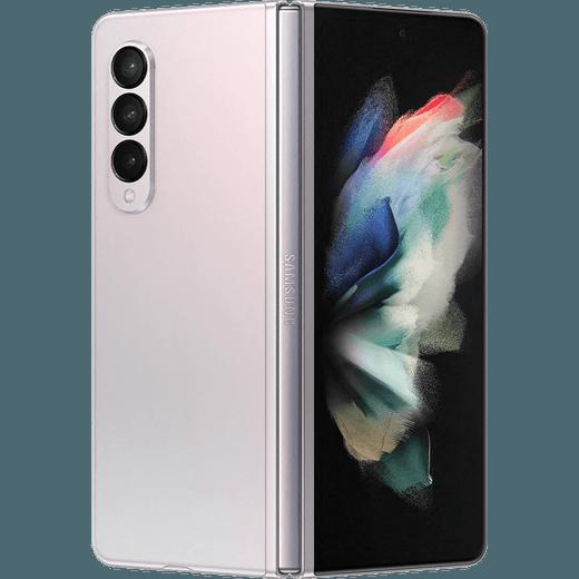 Samsung Galaxy Z Fold3 5G 256GB Foldable Phone in Phantom Silver