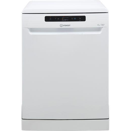 Indesit DFC2B+16UK Standard Dishwasher - White - F Rated