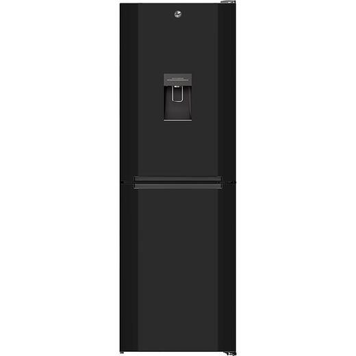 Hoover H-FRIDGE 500 HMNB6182B5WDKN 50/50 Frost Free Fridge Freezer - Black - F Rated