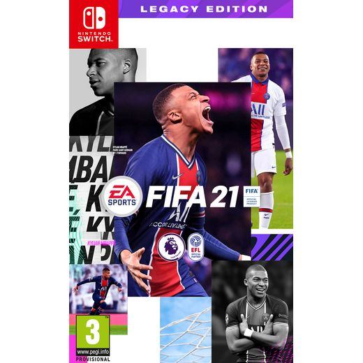 FIFA 21 Legacy Edition for Nintendo Switch