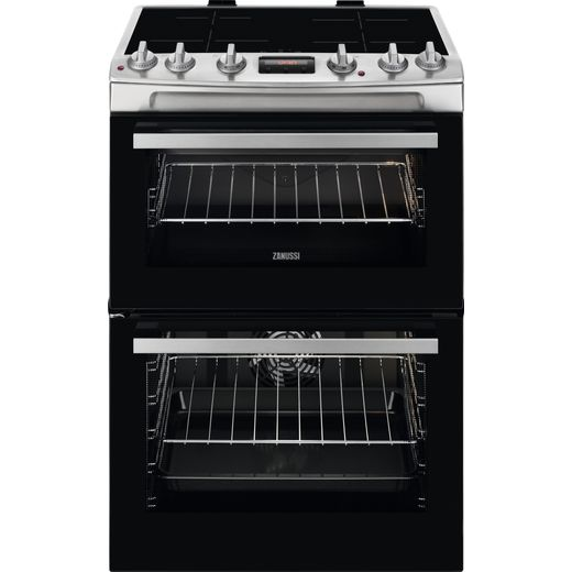 Zanussi ZCI66280XA Electric Cooker - Stainless Steel - Needs 10700KW Electrical Connection