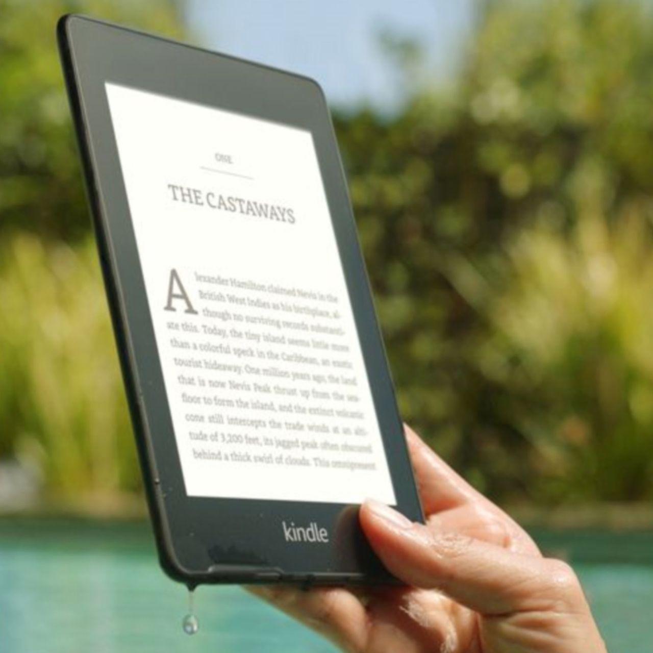 B07747FR44 | Kindle Paperwhite eBook reader| ao.com