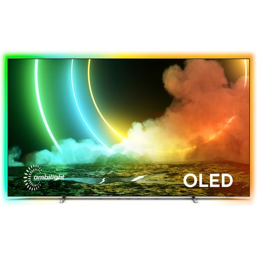 """Philips 55OLED706 55"""" Smart Ambilight 4K Ultra HD Android OLED TV"""