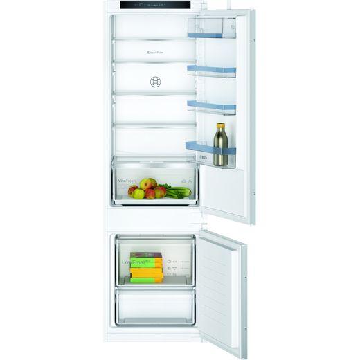 Bosch KIV87VSE0G Integrated Fridge Freezer with Sliding Door Fixing Kit - White