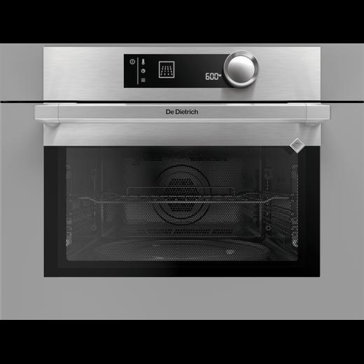 De Dietrich DKC7340G Built In Combination Microwave Oven - Grey