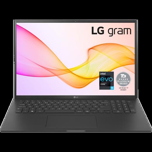 """LG Gram Gram 17Z90P 17"""" Laptop - Black"""