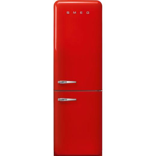 Smeg Right Hand Hinge FAB32RRD5UK Fridge Freezer - Red