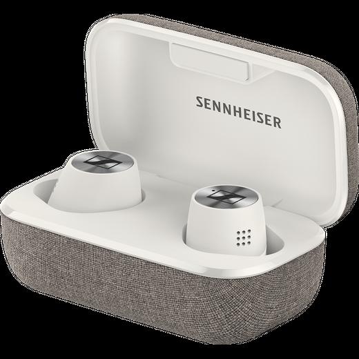 Sennheiser Momentum In-Ear Wireless Bluetooth Headphones - White