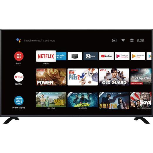 """Veltech VEL50SA01UK 50"""" Smart 1080p Full HD Android TV"""