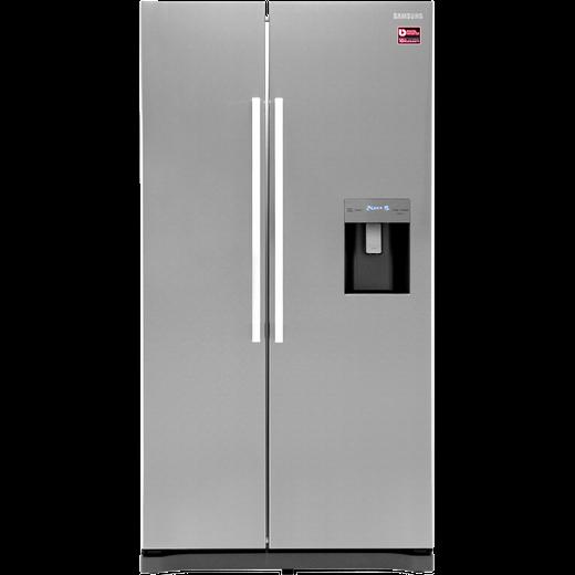 Samsung RS3000 RS52N3313SL American Fridge Freezer - Clean Steel