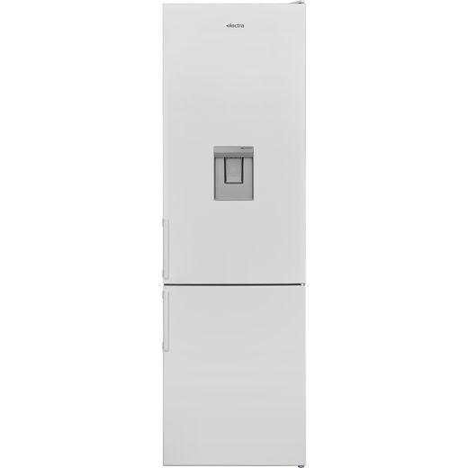 Electra ECS185DWE 60/40 Fridge Freezer - White - F Rated