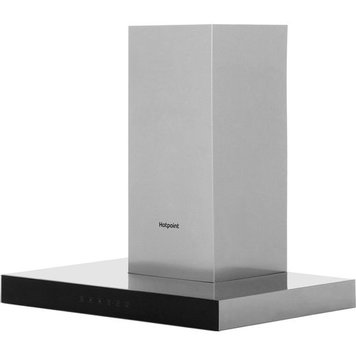 Hotpoint PHBS6.8FLTIX 60 cm Chimney Cooker Hood - Stainless Steel - A Rated