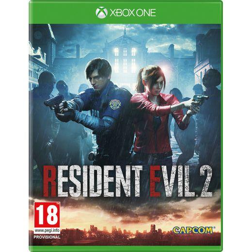 Resident Evil 2 for Xbox
