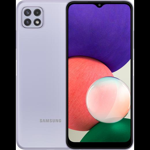 Samsung Galaxy A22 64GB in Violet Purple