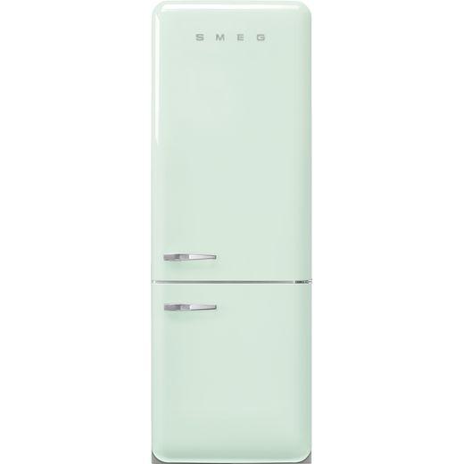 Smeg Right Hand Hinge FAB38RPG5 70/30 Frost Free Fridge Freezer - Pastel Green - E Rated
