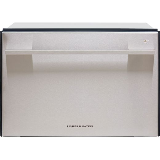 Fisher & Paykel DishDrawer™ DD60SDFHX9 Semi Integrated Standard Dishwasher - Stainless Steel Control Panel with Fixed Door Fixing Kit - F Rated