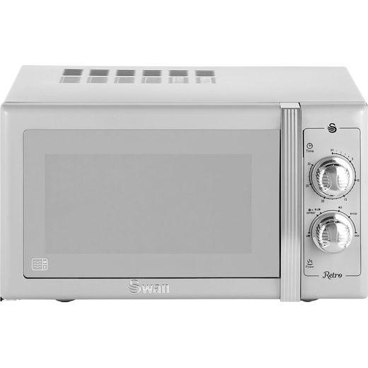 Swan Retro SM22070GRN 25 Litre Microwave - Grey