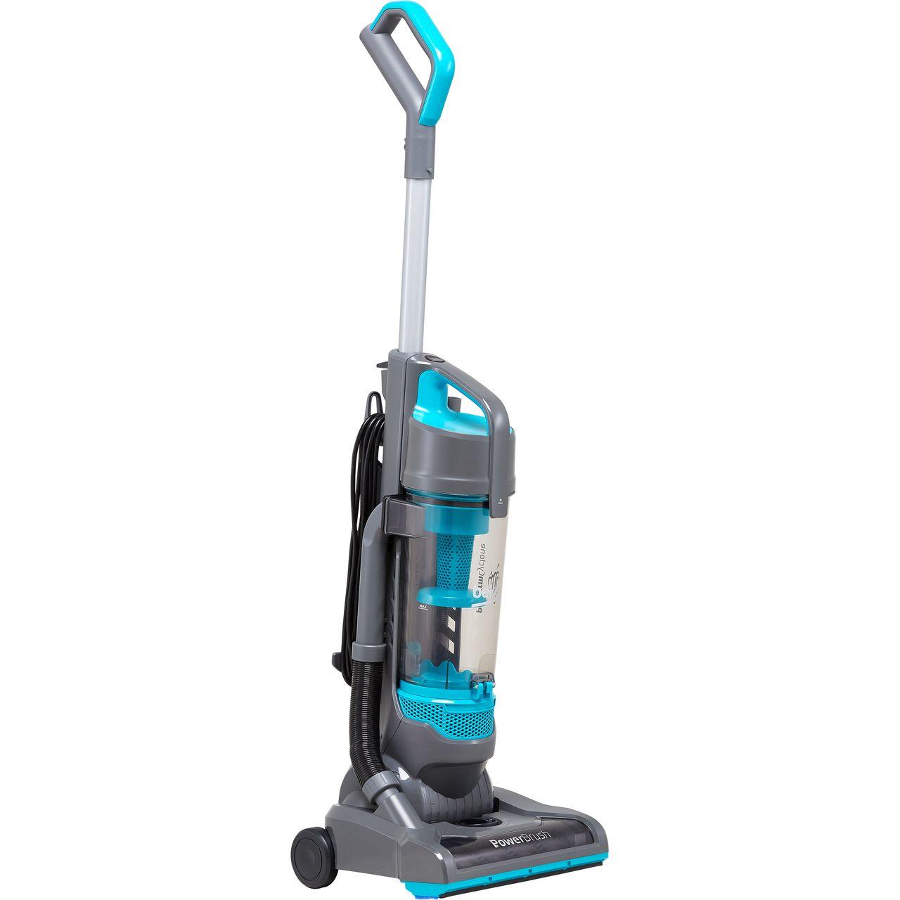 VCS5125AB_BL | Beko upright vacuum cleaner | ao.com