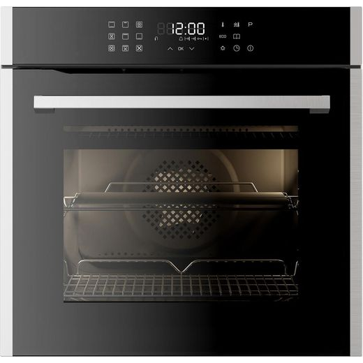 CDA SL550SS Built In Electric Single Oven - Stainless Steel - A+ Rated