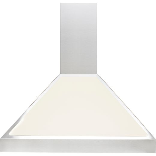 Bertazzoni Master Series K90-AM-HCR-A 90 cm Chimney Cooker Hood - Cream - A Rated