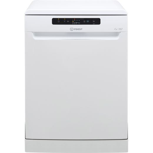 Indesit DFC2C24UK Standard Dishwasher - White