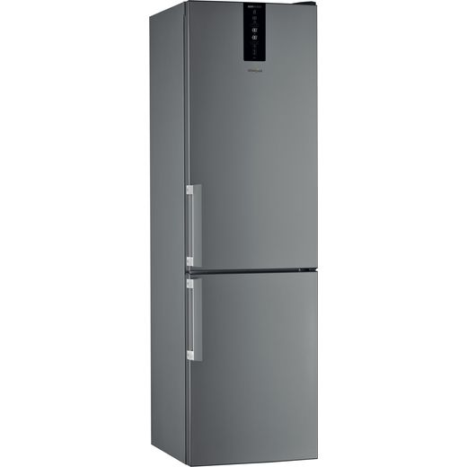 Whirlpool W7931TOXH3 70/30 Fridge Freezer - Stainless Steel - D Rated