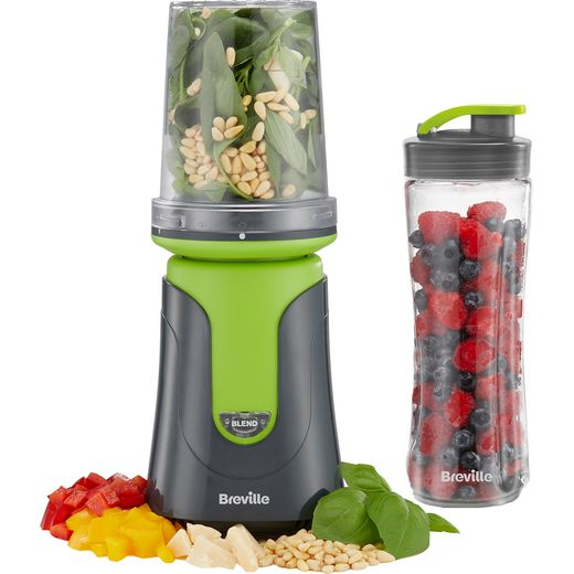 Breville Blend-Active VBL241 with 2 Accessories - Green / Grey