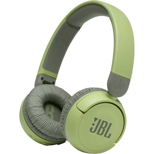 JBL JR310 Head-band Bluetooth Headphones - Green