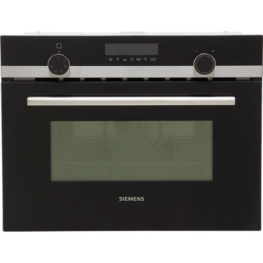 Siemens IQ-500 CM585AGS0B Built In Combination Microwave Oven - Stainless Steel