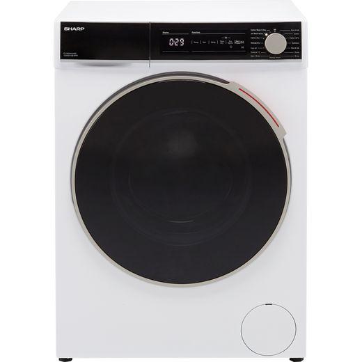 Sharp ES-NDH0144WC-EN Washer Dryer - White