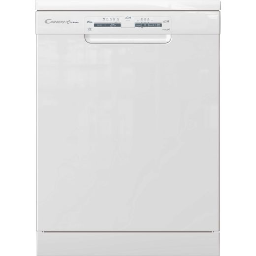 Candy CDPN1L390PW Wifi Connected Standard Dishwasher - White - F Rated