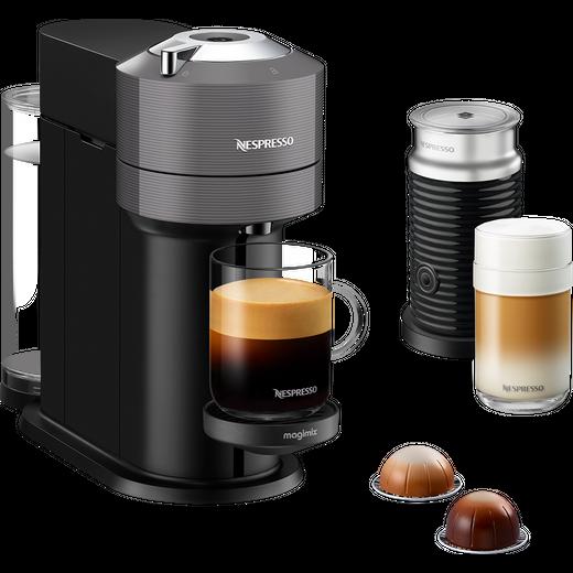 Nespresso by Magimix Vertuo Next & Milk 11711 - Dark Grey