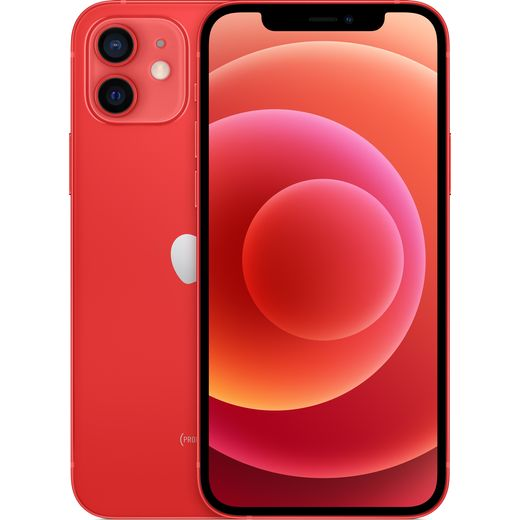 Apple iPhone 12 256GB in (PRODUCT) RED