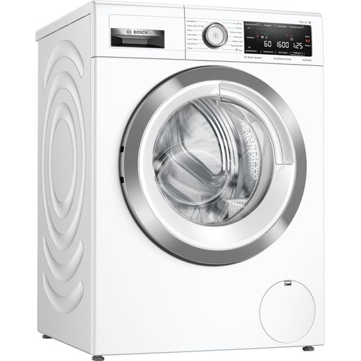 Bosch Serie 8 WAX32MH9GB Wifi Connected 9Kg Washing Machine with 1600 rpm - White - C Rated