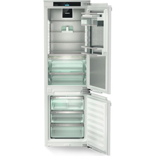 Liebherr ICBNdi5183 Wifi Connected Integrated 70/30 Frost Free Fridge Freezer with Fixed Door Fixing Kit - White - D Rated