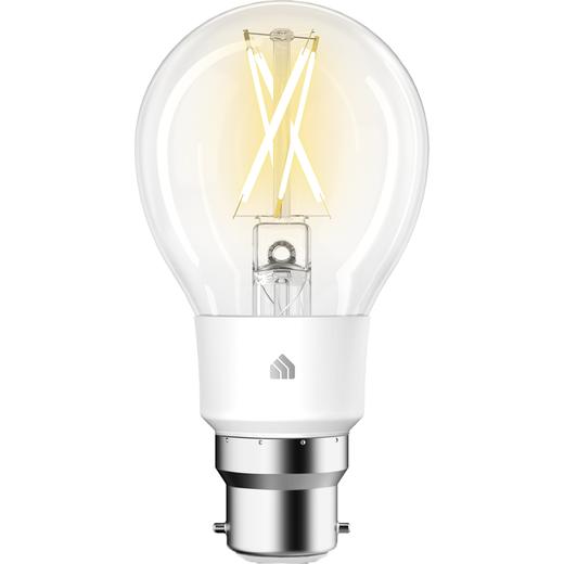 TP-Link Kasa KL50B Filament Smart Bulb - A+ Rated
